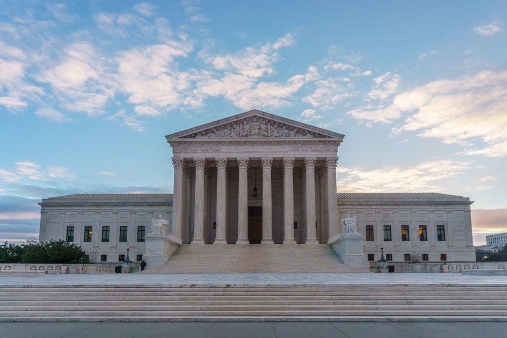 FILE - U.S. Supreme Court