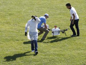 Op-Ed: Drones helped in Katrina, they can help during COVID-19