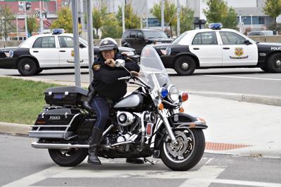 FILE - Cleveland police