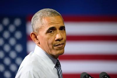 FILE - Barack Obama