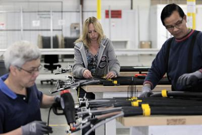 FILE - Colorado Manufacturing