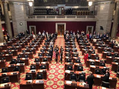 FILE - Missouri Legislature, 2021