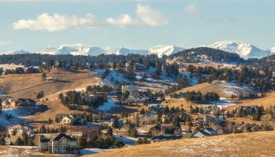 FILE - Golden Colorado Residential Homes