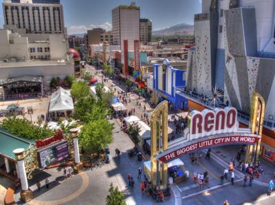 FILE - Reno, Nevada