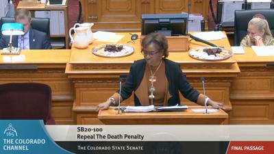 Colorado Death Penalty Repeal Bill