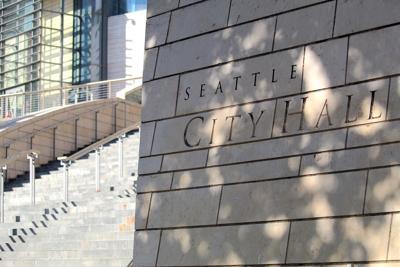 FILE —Seattle City Hall