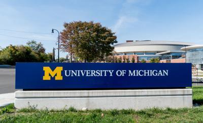 FILE - University of Michigan
