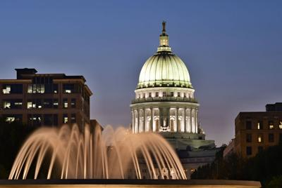 FILE - Wisconsin State Capitol
