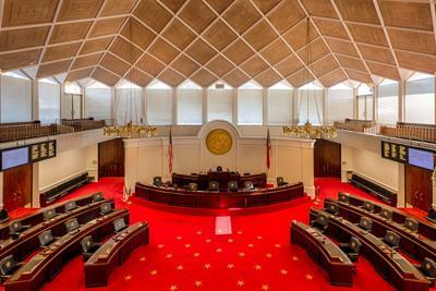 NC Senate Chamber
