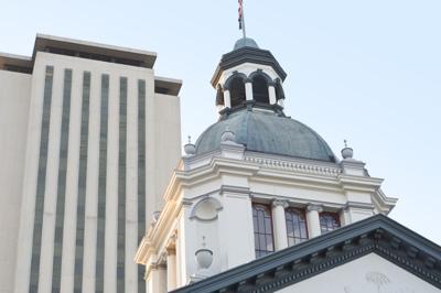 FILE - Florida State Capitol