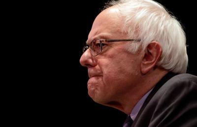 FILE - U.S. Sen. Bernie Sanders, I-VT