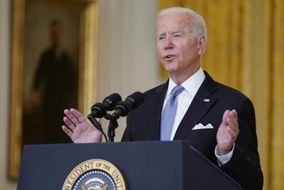 Biden US Afghanistan