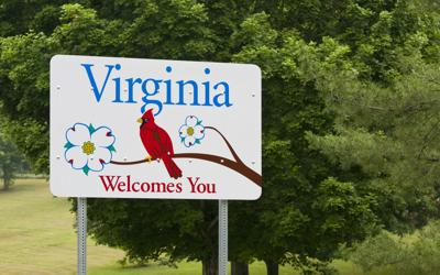 FILE - Welcome to Virginia