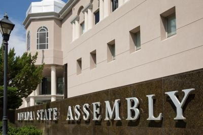 FILE - Nevada State Assembly