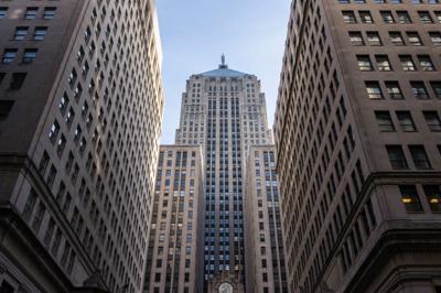 FILE - Chicago Board of Trade