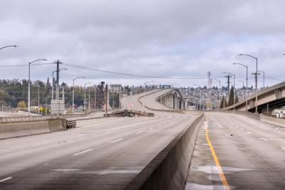 FILE —West Seattle High Rise Bridge