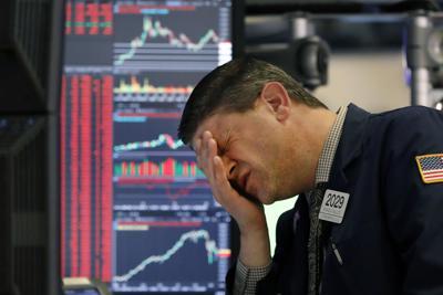 FILE - Financial Markets Wall Street, 2020, coronavirus