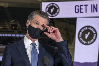 California Governor Recall