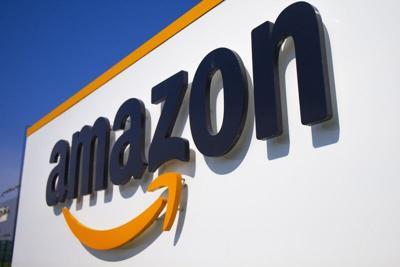 FILE —Amazon logo