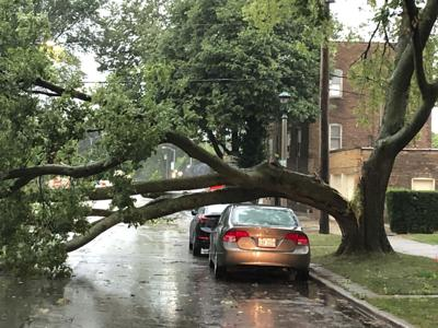 FILE - Illinois, Severe Weather, Severe Weather Midwest