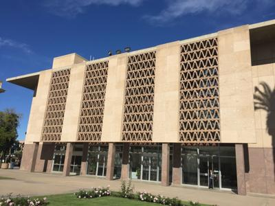 FILE - Arizona State House of Representatives Building