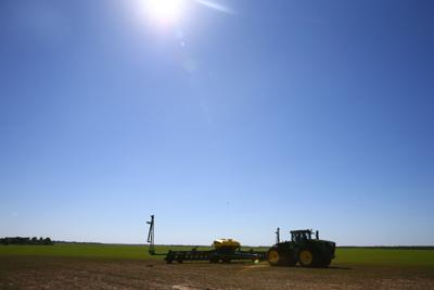 FILE - U.S. Cellular Smart Farm, Missouri, farm