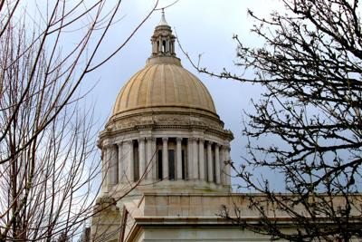 FILE —Olympia capitol dome