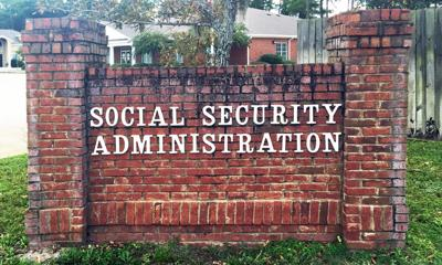 FILE - Social Security, retirement income tax