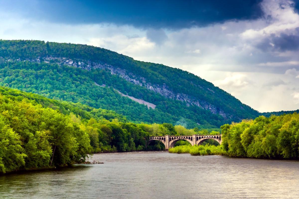 FILE - PA Delaware River