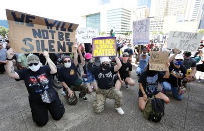 Minneapolis Police Death Protests Dallas