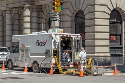 FILE - NY broadband internet 5-7-2020