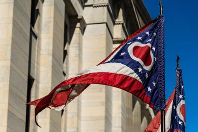 FILE - Ohio State Capitol