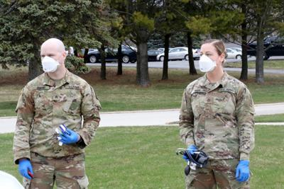 Wisconsin National Guard ttesting