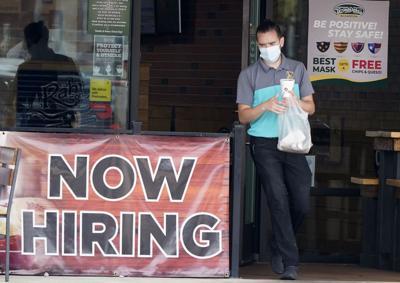 FILE - Texas Employment Economy