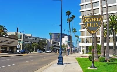 FILE - Beverly Hills