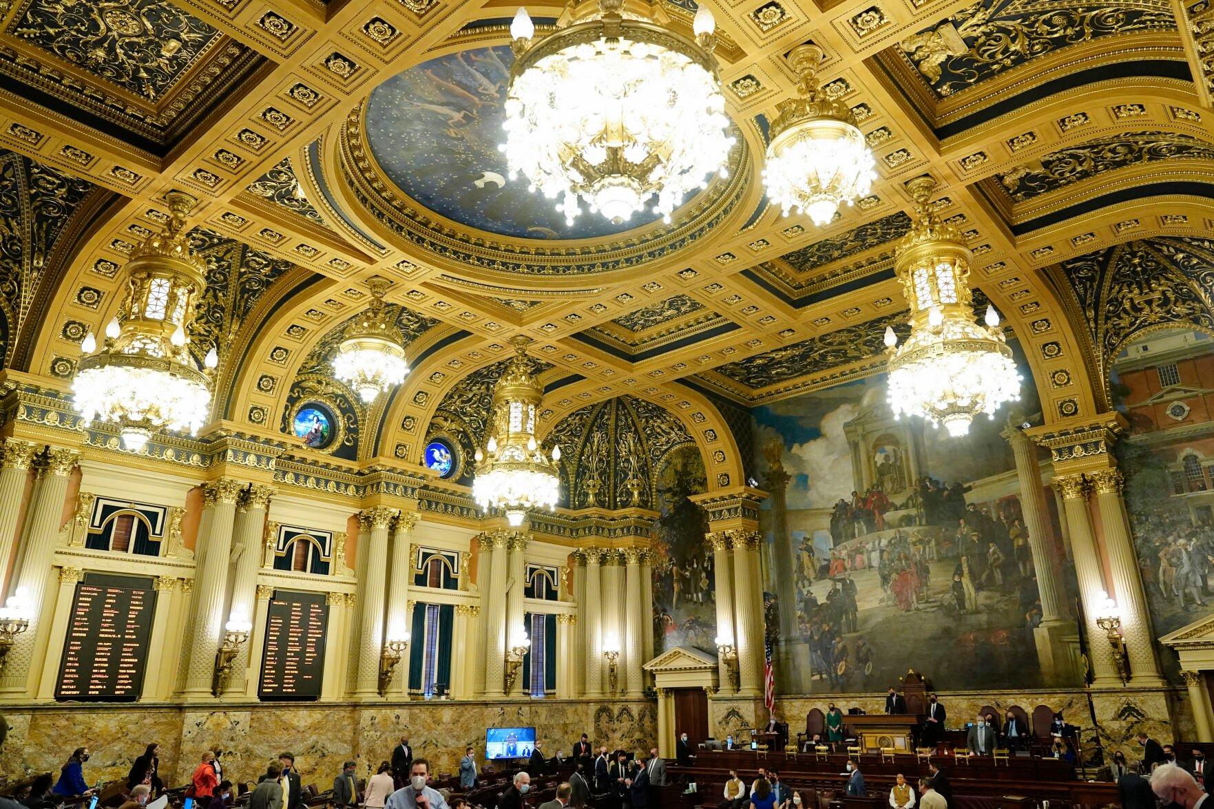 Pennsylvania's COVID-19 disaster declaration nears termination