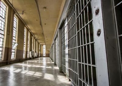 FILE - Prison, jail, inmates