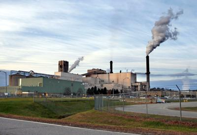 FILE - ME Paper Mill 11-10-2014