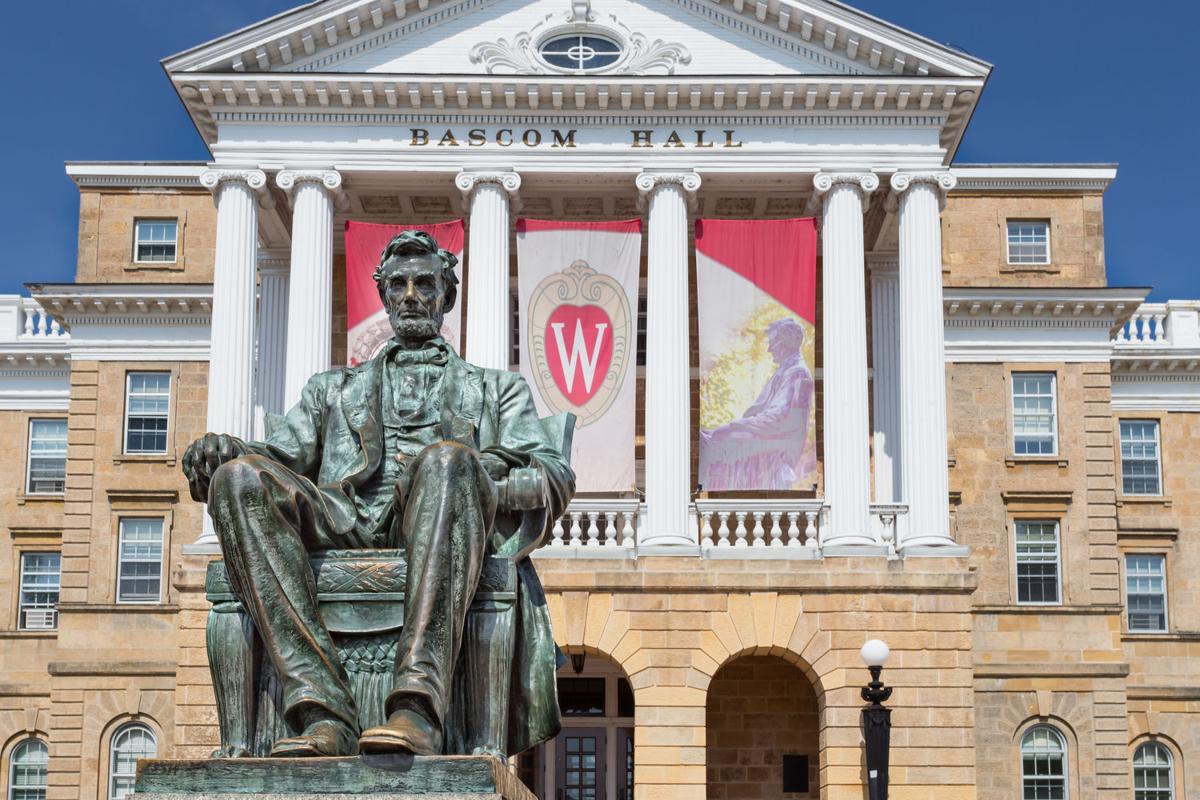 FILE - University of Wisconsin-Madison
