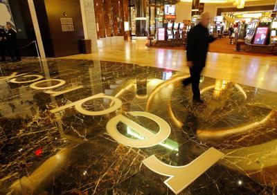 FILE - Las Vegas Red Rock Resort