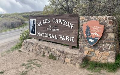 FILE - Black Canyon of the Gunnison National Park