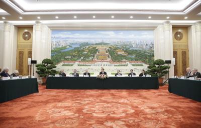 FILE - Chinese President Xi Jinping