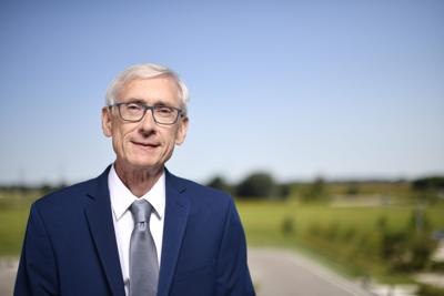 FILE - Wisconsin Governor Tony Evers