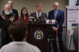 Kemp allocates additional $2M to combat crime in Atlanta