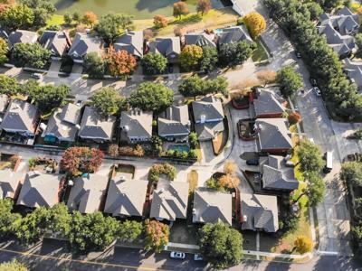 Dallas neighborhood homes