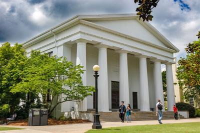 FILE - University of Georgia campus