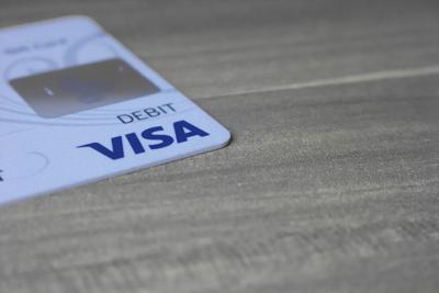 FILE - debit card
