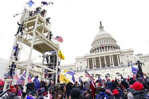 The Sunday Read: Selective reporting on Capitol chaos skews view