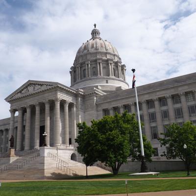 File - Missouri Capitol, Jefferson City