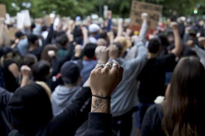 FILE - Portland Protests